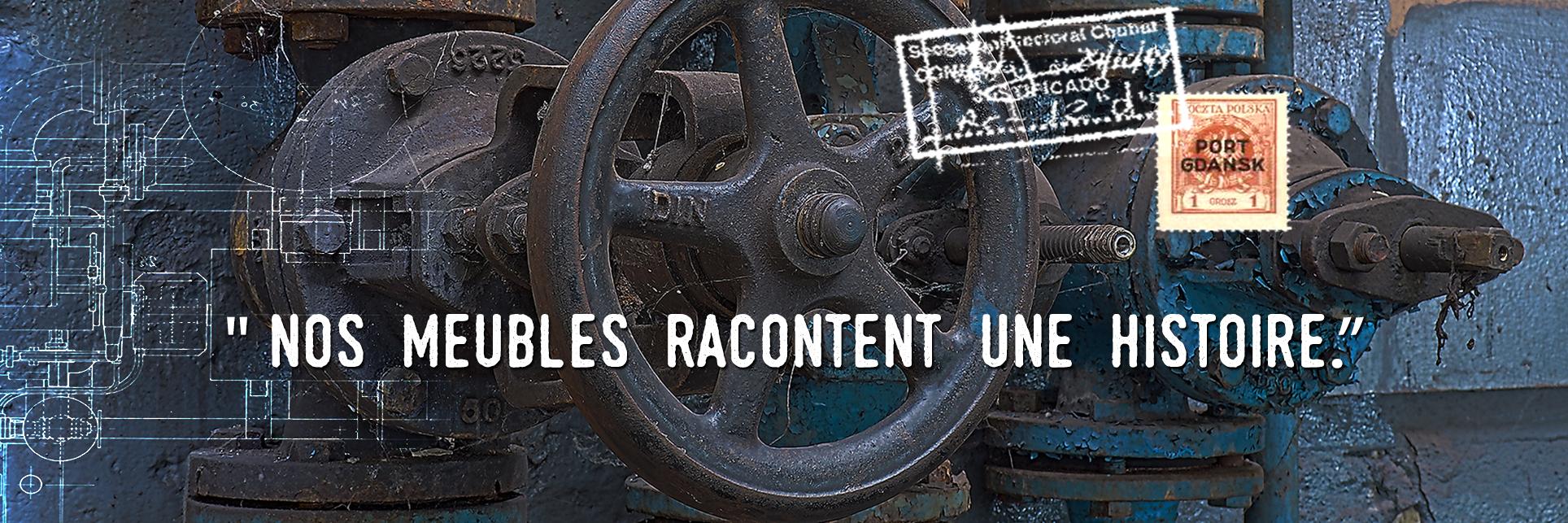 blog UTTERNORTH meubles histoire