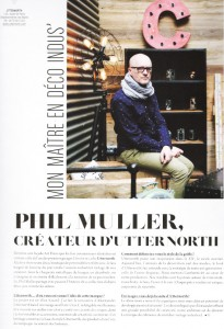 Phil MULLER createur d'UTTERNORTH