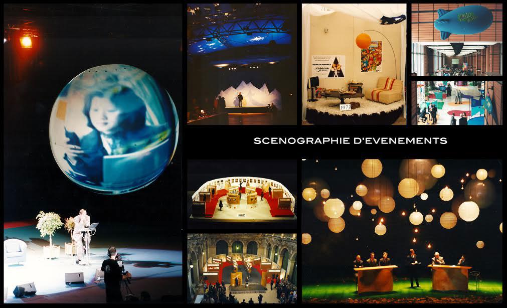 scénographie événements conseil décoration