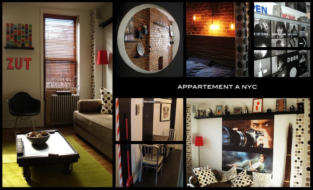 décoration architecture intérieur NYC