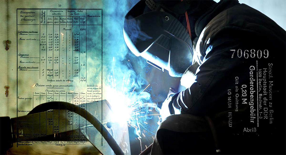 feu soudeur industriel