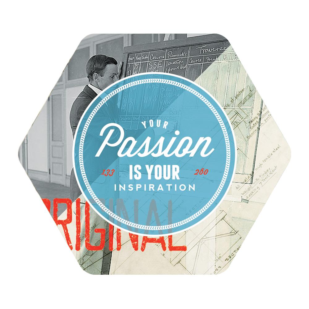 passion inspiration vintage